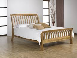 Rustic Wooden Bed Frame Awesome Wooden Rustic Bed Frame Pictures Home Design Exterior
