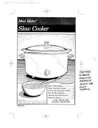 hamilton beach slow cooker 33590 user guide manualsonline com