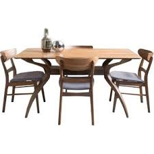 Modern Dining Table And Chairs Mid Century Modern Kitchen U0026 Dining Room Sets You U0027ll Love Wayfair