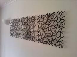 Metal Wall Art Abstract Sculpture Modern Decor Radiance 36