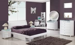 solid wood bed frame queen purple color bedroom designs crystal