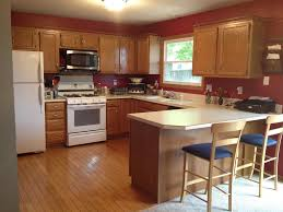 Paint Colors For Kitchens With Cherry Cabinets Country Kitchen Paint Colors Pictures The Best Rustic Farmhouse