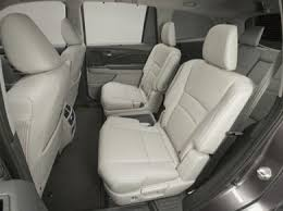 Honda Pilot Interior Photos See 2017 Honda Pilot Color Options Carsdirect