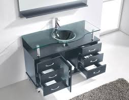 Gray Bathroom Vanity Cabinets Gray Bathroom Vanities On Pinterest - 48 white bathroom vanity cabinet