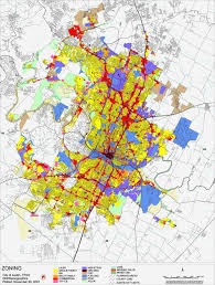 Map Of Austin Austin Zoning Map My Blog