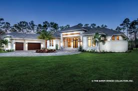 the sater design collection house plan luxury on one level news telegram com worcester ma