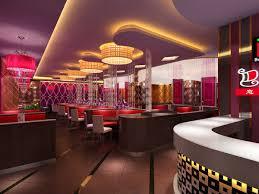 3d model restaurant bar cgtrader