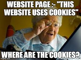 Website Meme - grandma finds the internet meme imgflip
