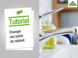 plomberie robinet cuisine comment contrôler et changer les joints d un robinet leroy