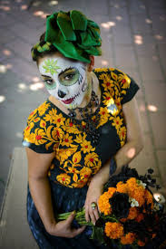 Halloween Makeup Dia De Los Muertos 649 Best Dia De Los Muertos Dress Up Images On Pinterest Sugar
