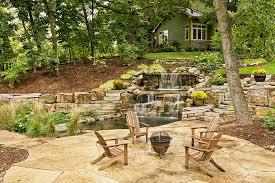 Backyard Garden Ponds Pond Patio Decor Natural Design