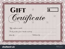 best gift certificate design ideas ideas home design ideas