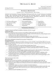 Sample Resume Of Hr Recruiter Chargeback Manager Resume Cheap Cover Letter Writers Websites Us