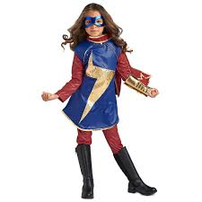 halloween marvel costumes official ms marvel costume now available in the disney store