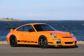 porsche gt3 rs orange 2007 porsche 911 gt3 rs 997 1 silver arrow cars ltd