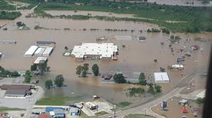 Flooding Missouri Map Historic Floodings Far From Over Across The Midwest And South