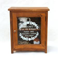Wood Cabinet Glass Doors Small Wooden Cabinet With Glass Doors Large Size Of Hanging Wall