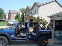 jeep lift kit crate who here switches their jeep from winter mode to summer mode