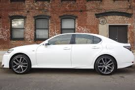 lexus ls 350 f sport the lexus gs 350 f sport falls other luxury sedans bloomberg
