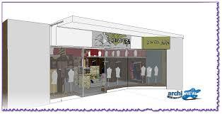 download sketchup 3d file gallery clothes shop 3d models