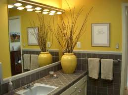 yellow bathroom decorating ideas yellow and gray bathroom ideas small images of gray and yellow
