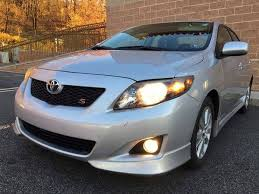 2010 toyota corolla s for sale 9 best tis the season to be in a toyota images on