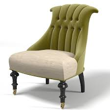Classic Chair Mis En Demeure French Classic Tufted Modern Contemporary