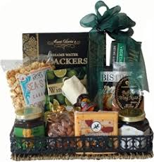 cheese and cracker gift baskets a one of a gift albany ny gift baskets appetizer cheese