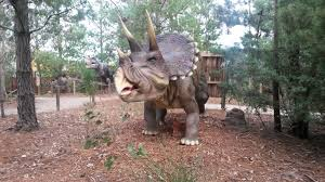 melbourne experience the dinosaurs up close and personal the
