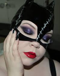 catwoman makeup tutorial
