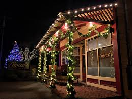 christmas light installation christmas light installers albany ny professional christmas light