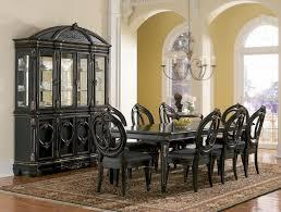 black dining room set black formal dining room set indiepretty