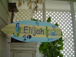 sunday treasures 27 inch surfboard wall art beach growing your