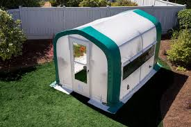Backyard Green House by Grow More In A Portable Greenhouse