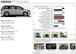 toyota touchup paint codes image galleries brochure and