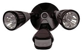 Dusk To Dawn Motion Sensor Outdoor Lighting Amazon Com Ge Led Motion Sensing Outdoor Security Light 45254