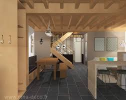 escalier entre cuisine et salon escalier entre cuisine et salon vtpie