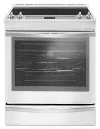 Whirlpool Cooktop Cleaner Shop Slide In Electric Ranges At Lowes Com