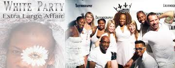 All White Attire For The White Affair For Calvin Wiley Susieq Fitlife