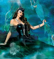 Mermaid Halloween Costume Leg Avenue Dark Water Siren Costume Mermaid Halloween Dressup