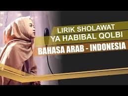 Ya Habibal Qolbi 6 09 Mb Free Habibal Qolbi Mp3 Lagu Terbaru Mp3