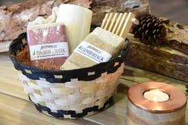 bath gift baskets handmade men s spa gift basket bath set goat s milk soap bars