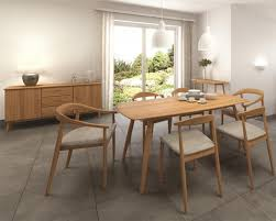 hutch stockholm retro oak dining furniture