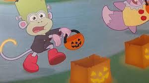 trick or treat dora a read aloud halloween story youtube