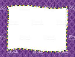 mardi gras frame mardi gras frame stock vector more images of backgrounds