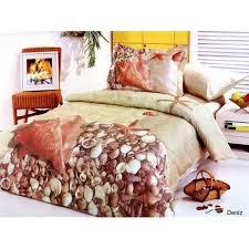 full queen bed modern bedding floral duvet cover set le vele le69q