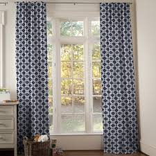 Navy Blue And White Striped Curtains Curtain Amusing Navy Curtain Panels Remarkable Navy Curtain