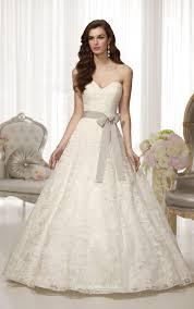 gown wedding dresses uk strapless sweetheart neckline lace gown wedding dress
