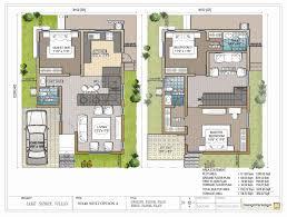 east facing duplex house floor plans neoteric 12 duplex house plans for 30x50 site east facing 40 x 60
