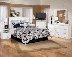 signature design by ashley bostwick shoals queen panel bed with